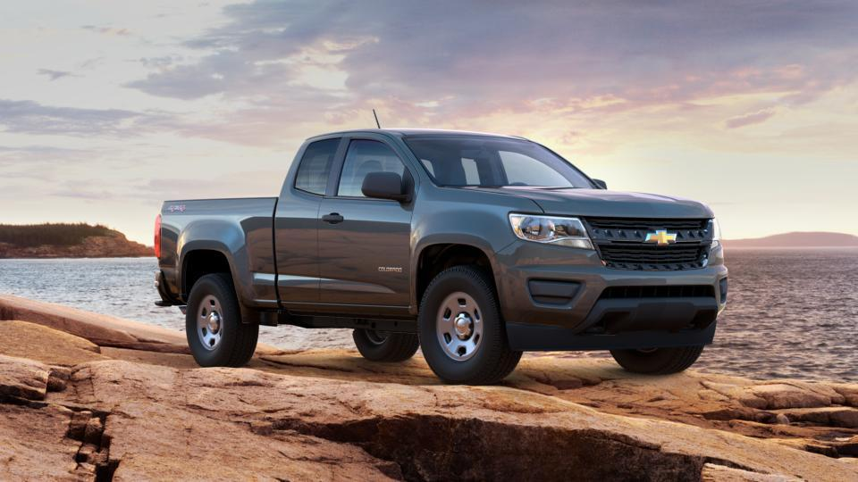 2017 Chevrolet Colorado Vehicle Photo in Champlain, NY 12919