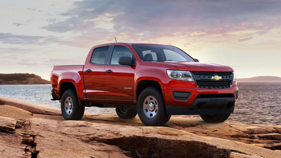 2017 Chevrolet Colorado Vehicle Photo in Safford, AZ 85546