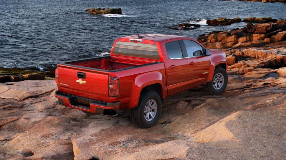 new red hot 2017 chevrolet colorado crew cab short box 2 wheel drive lt for sale in tampa fl. Black Bedroom Furniture Sets. Home Design Ideas