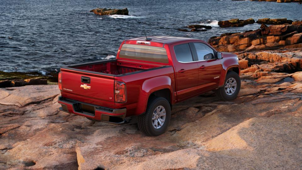 New Chevrolet Colorado Cajun Red Tintcoat For Sale in