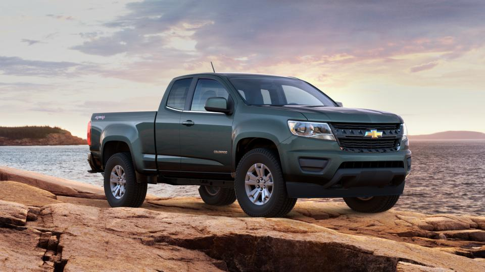 2017 Chevrolet Colorado Vehicle Photo in Spokane, WA 99207