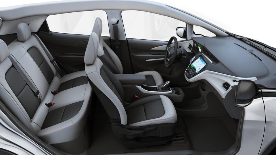 New 2017 Mosaic Black Metallic Chevrolet Bolt Ev 5dr Hb Lt For Sale In Washington