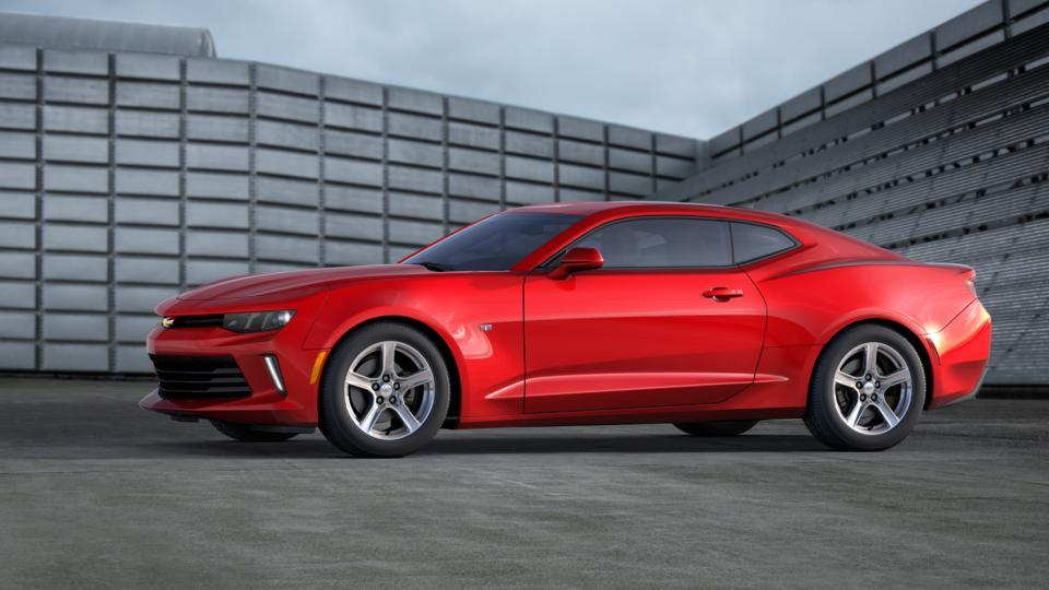 The 2017 Chevrolet Camaro Will Satisfy Your Driving Needs