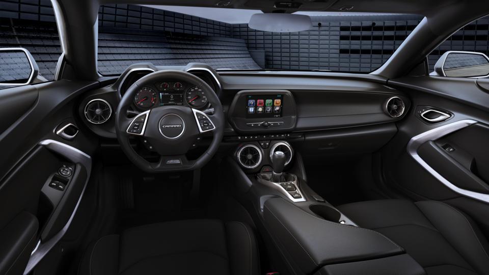 New 2017 Nightfall Gray Metallic Chevrolet Camaro For Sale