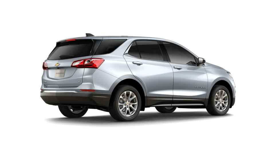 Jim Glover Tulsa >> Tulsa Silver Ice Metallic 2018 Chevrolet Equinox Used for