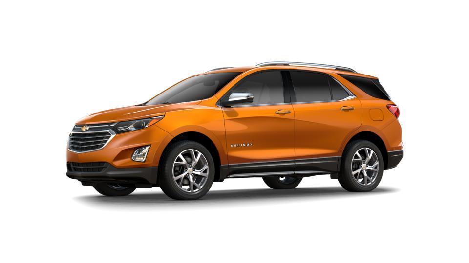 Clermont Orange Burst Metallic 2018 Chevrolet Equinox: New Suv for Sale - J6154576