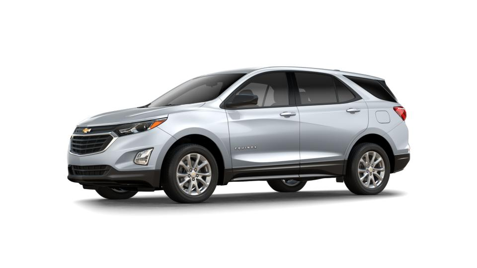 2018 Chevrolet Equinox Vehicle Photo in Greensboro, NC 27405