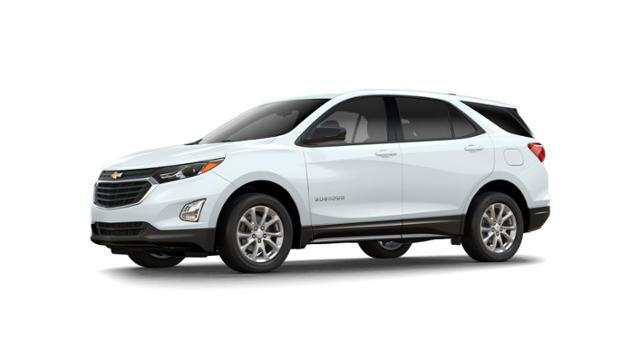 2018 Chevrolet Equinox Vehicle Photo In Hays Ks 67601