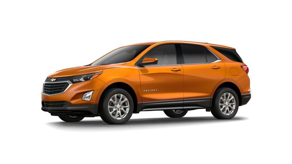 2018 Chevrolet Equinox Vehicle Photo in Greensboro, NC 27407