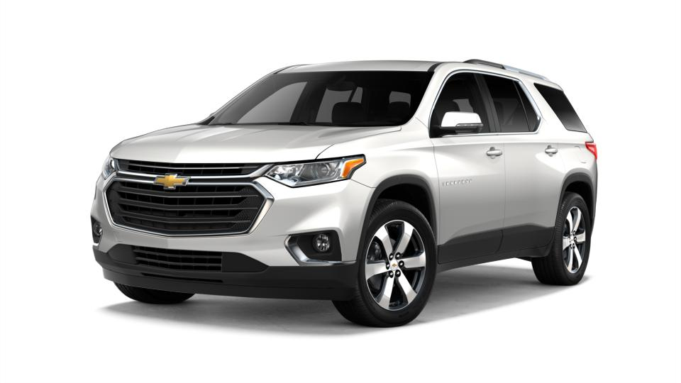 2018 Chevrolet Traverse Vehicle Photo in Moon Township, PA 15108