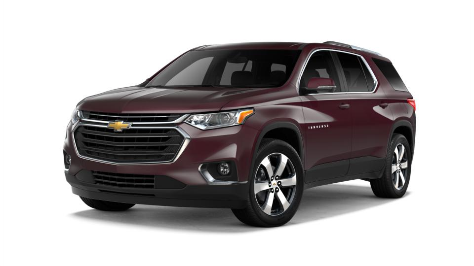 2018 Chevrolet Traverse Vehicle Photo in Anchorage, AK 99515