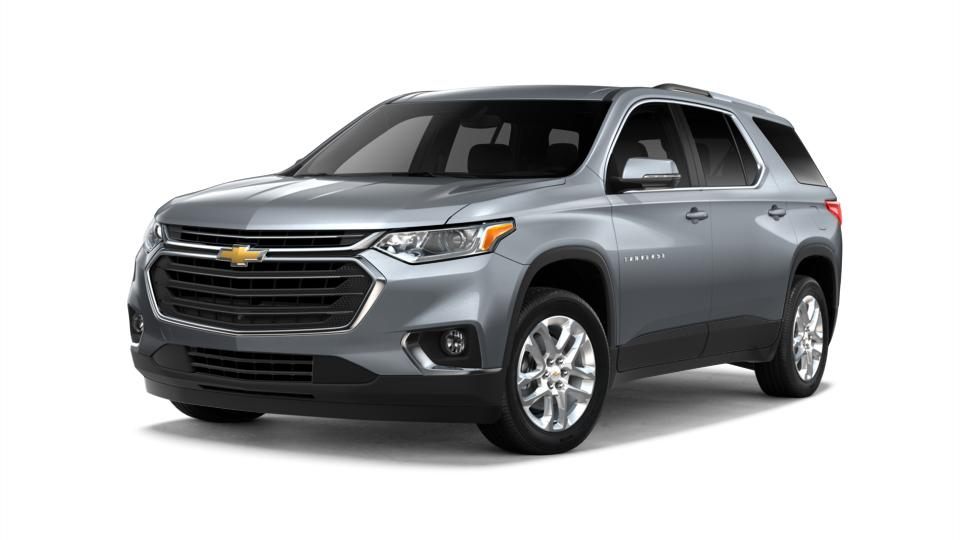 2018 Chevrolet Traverse Vehicle Photo in Oakdale, CA 95361