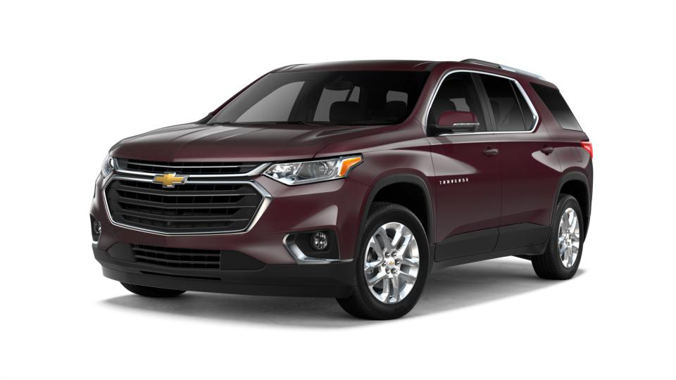 2018 Chevrolet Traverse Vehicle Photo in Grand Rapids, MI 49512