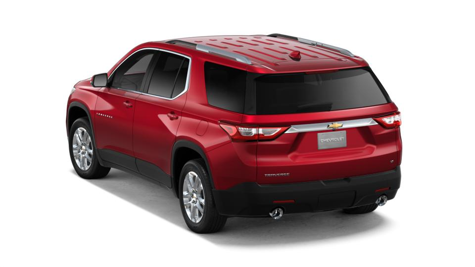 Abilene Red Tintcoat 2018 Chevrolet Traverse New Suv For