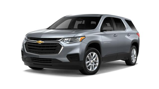 New 2018 Chevrolet Traverse AWD 1LS in Long Island City, NY | Major