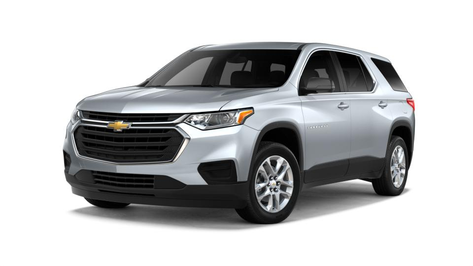 2018 Chevrolet Traverse Vehicle Photo in Brockton, MA 02301