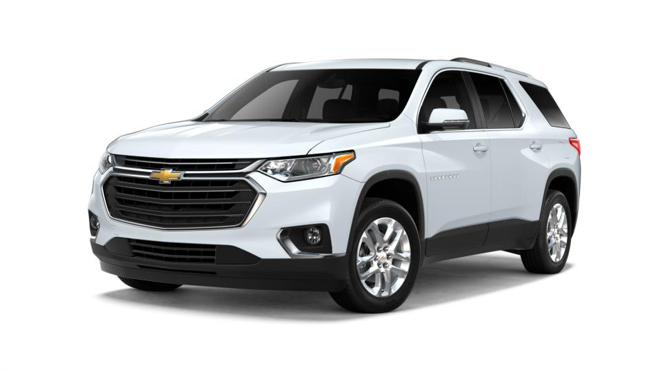 2018 Chevrolet Traverse Vehicle Photo in Boston, NY 14025
