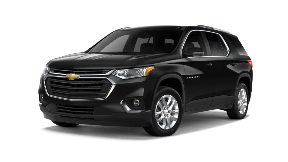 2018 Chevrolet Traverse Vehicle Photo in Champlain, NY 12919