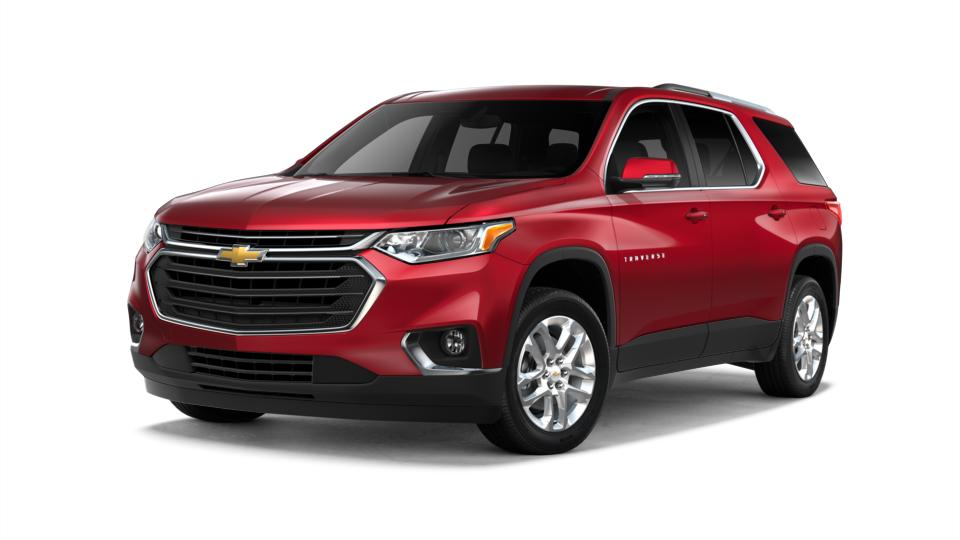 2018 Chevrolet Traverse Vehicle Photo in Massena, NY 13662