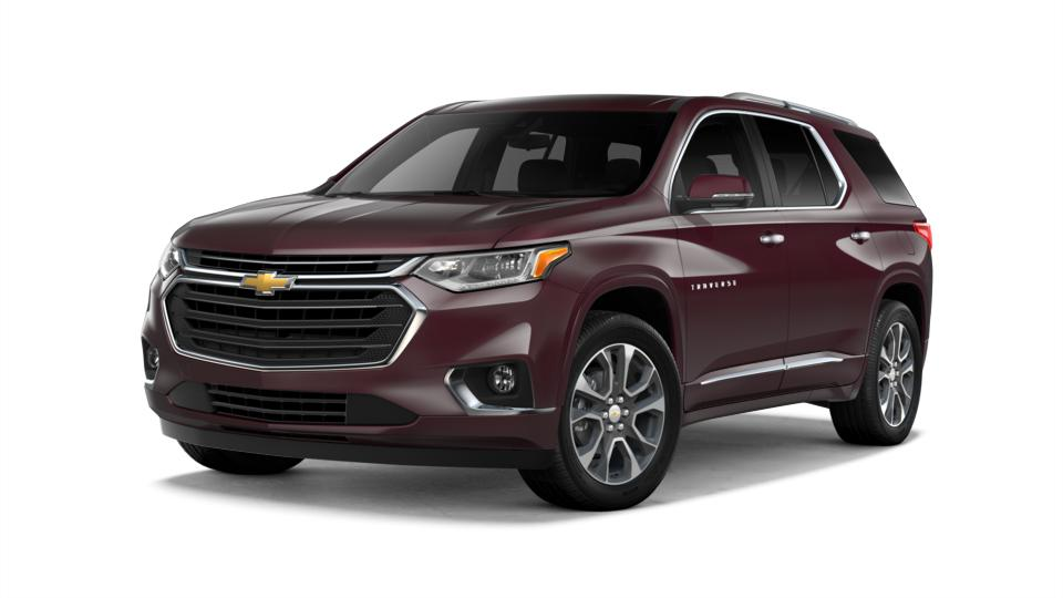 2018 Chevrolet Traverse Vehicle Photo in Glenview, IL 60025