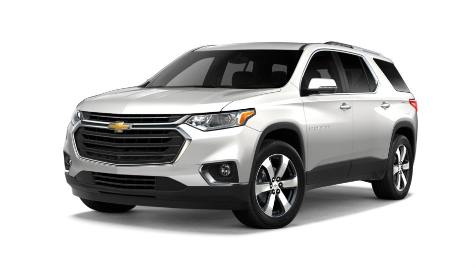 2018 Chevrolet Traverse Vehicle Photo in Wendell, NC 27591