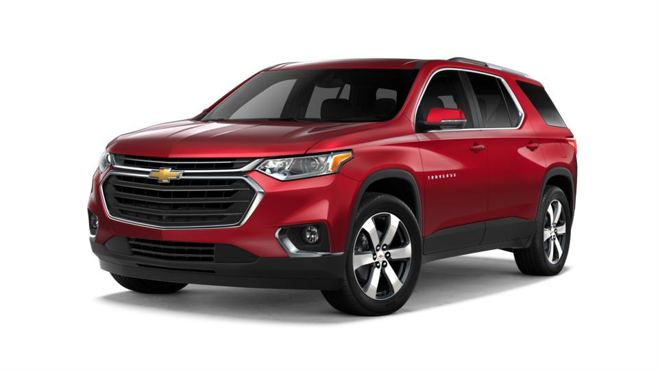 2018 Chevrolet Traverse Vehicle Photo in Crosby, TX 77532