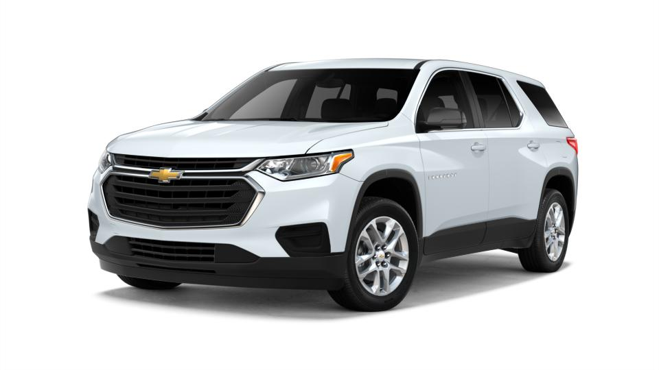 2018 Chevrolet Traverse Vehicle Photo in San Angelo, TX 76903