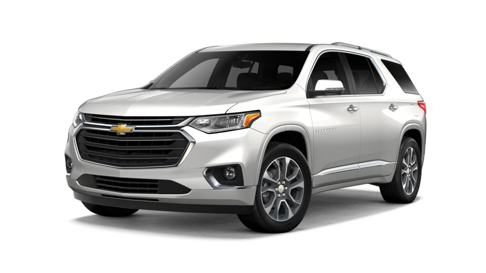 2018 Chevrolet Traverse Vehicle Photo in Chickasha, OK 73018