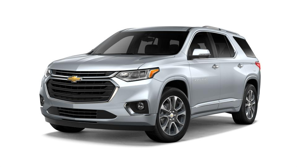 2018 Chevrolet Traverse Vehicle Photo in San Leandro, CA 94577