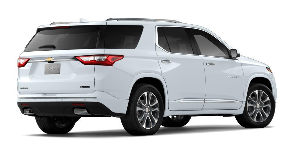 Nederland Summit White 2018 Chevrolet Traverse New Suv