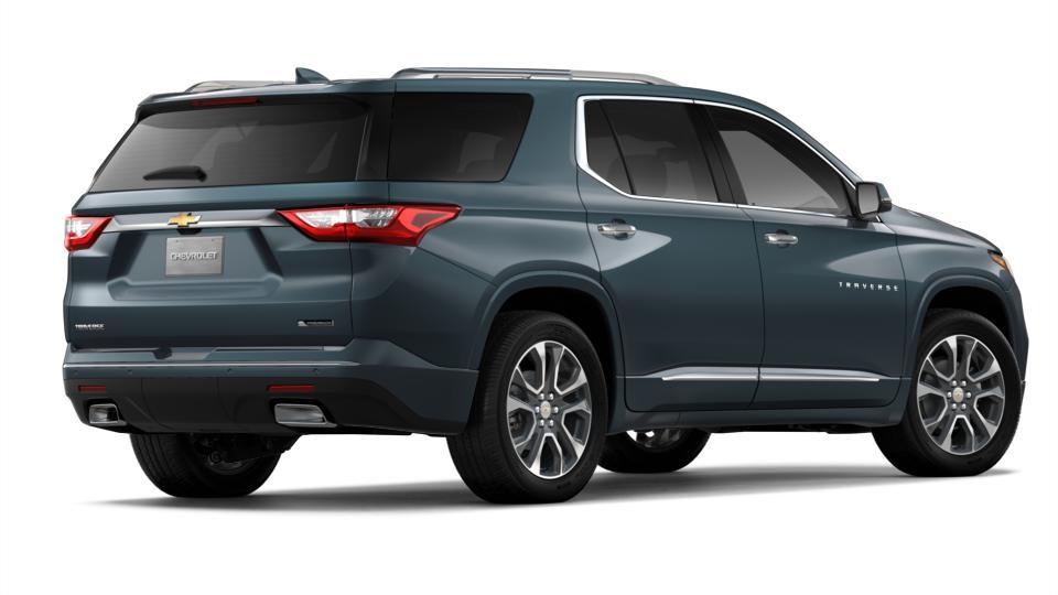 New Suv 2018 Graphite Metallic Chevrolet Traverse Premier For Sale in NC | SKUH4161