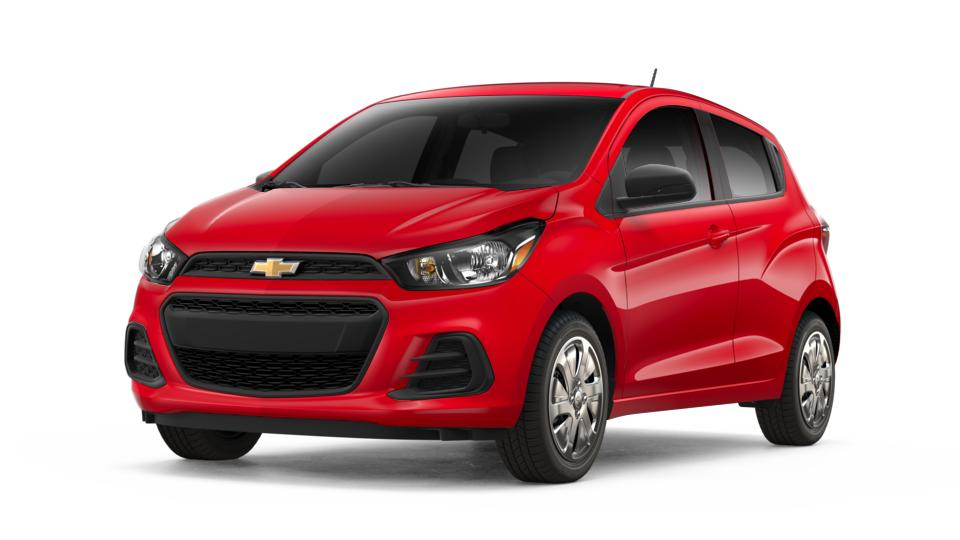 2018 Chevrolet Spark Vehicle Photo in Mount Horeb, WI 53572