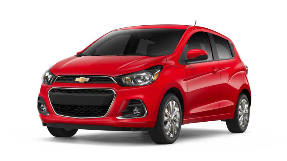 2018 Chevrolet Spark Vehicle Photo in Crossville, TN 38555