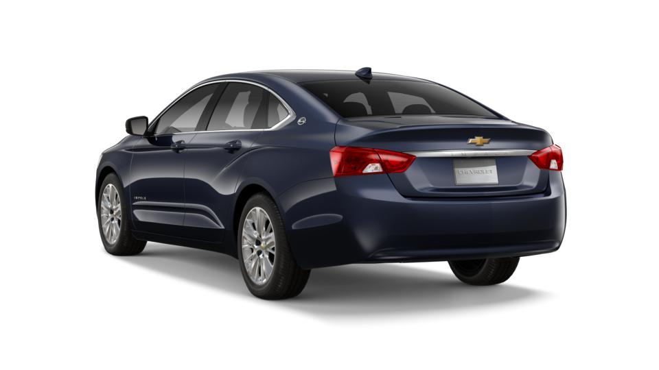 2018 Chevrolet Impala Vehicle Photo in Wendell, NC 27591