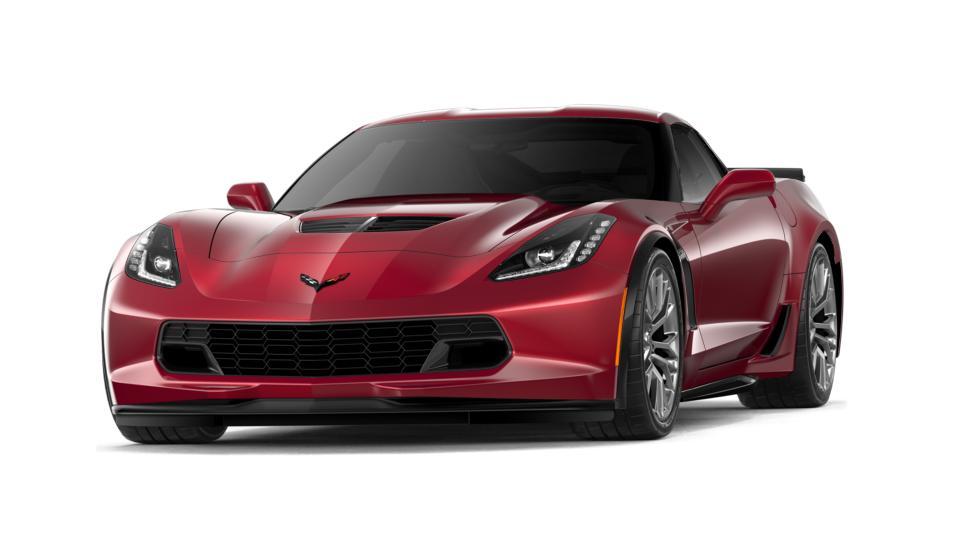 Seattle Red Metallic 2018 Chevrolet Corvette New Car For