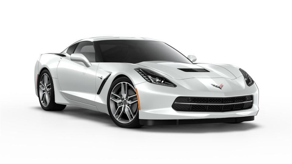 Arlington Arctic White 2018 Chevrolet Corvette New Car