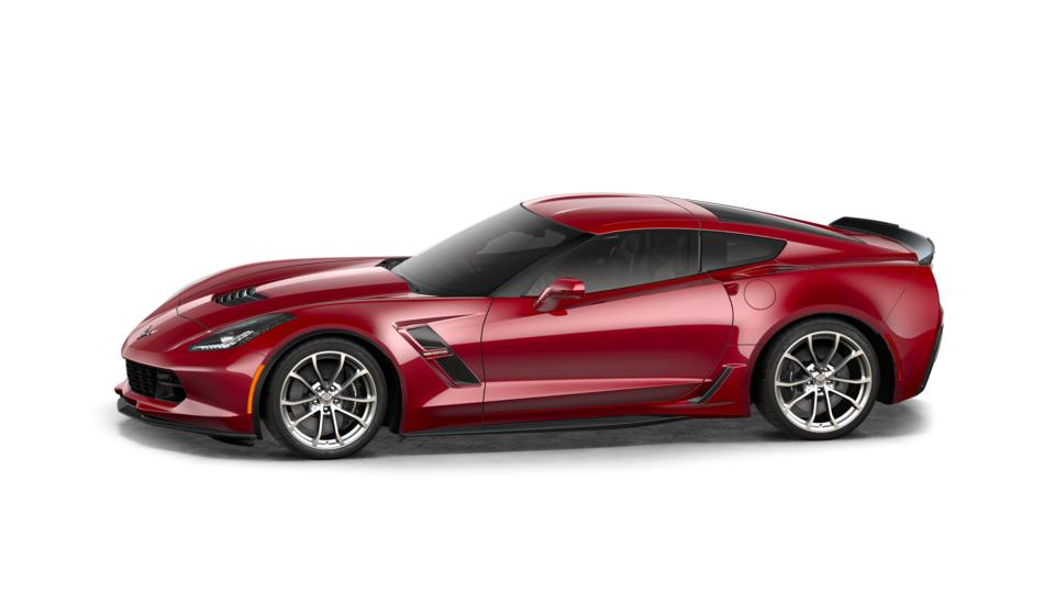 Hicksville Red 2018 Chevrolet Corvette New Car For Sale