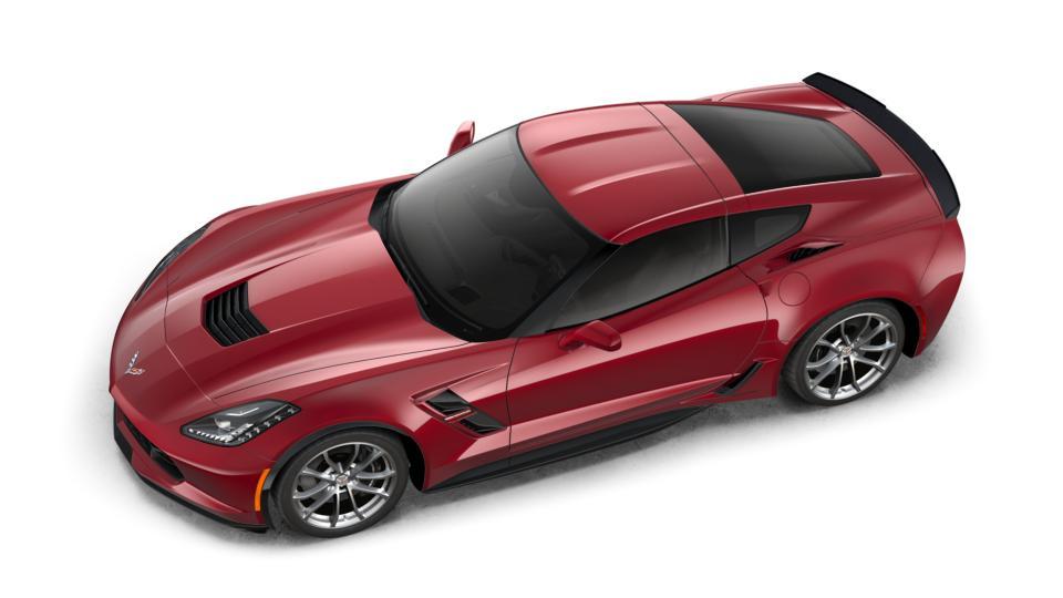 Hicksville Red 2018 Chevrolet Corvette New Car For Sale