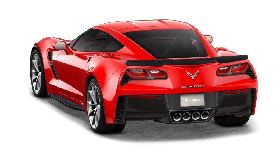 Acworth Torch Red 2018 Chevrolet Corvette New Car For