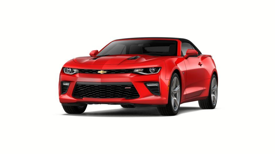 New 2018 Red Hot Chevrolet Camaro For Sale In Akron