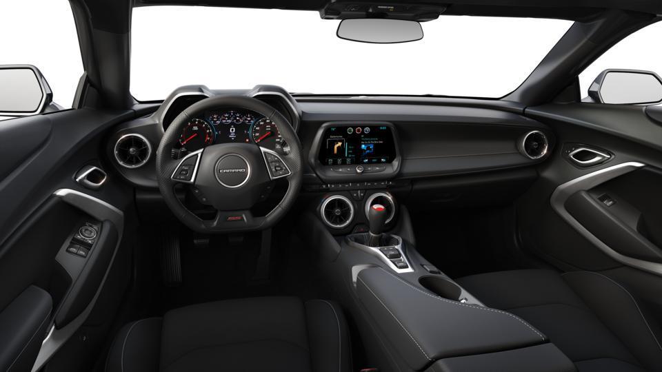 New Chevrolet Ss Jasper >> Jasper Black 2018 Chevrolet Camaro: New Car for Sale - 18063
