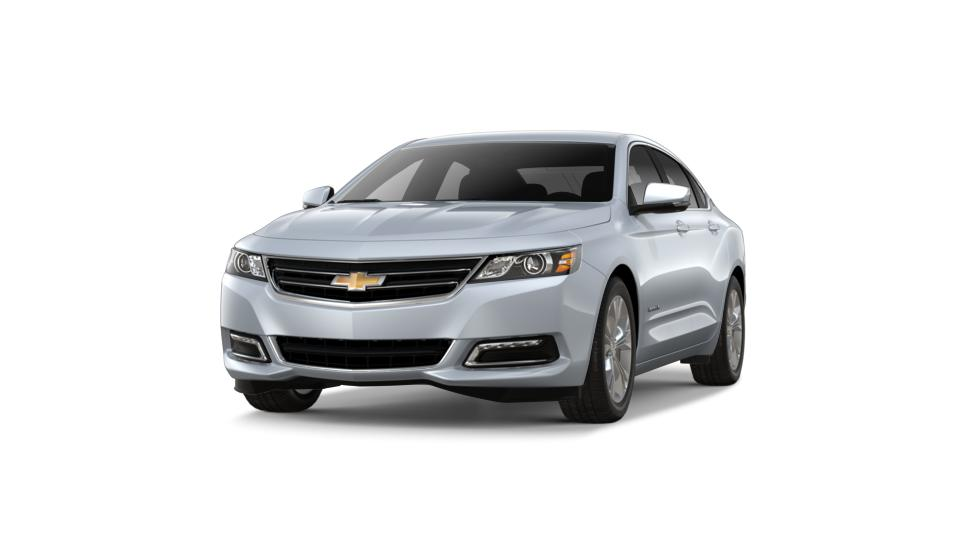 2018 Chevrolet Impala Vehicle Photo in Redding, CA 96002