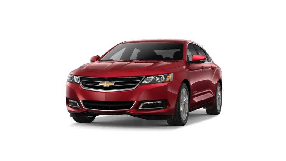 2018 Chevrolet Impala Vehicle Photo in North Charleston, SC 29406