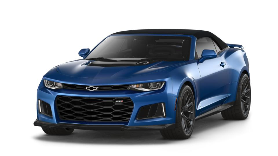 2018 Chevrolet Camaro Vehicle Photo in Lake Bluff, IL 60044