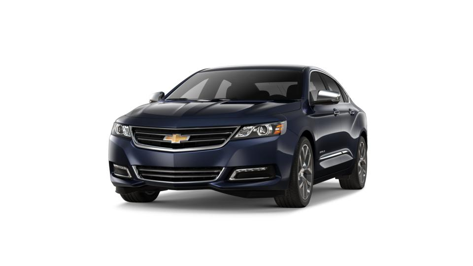 2018 Chevrolet Impala Vehicle Photo in Durham, NC 27713
