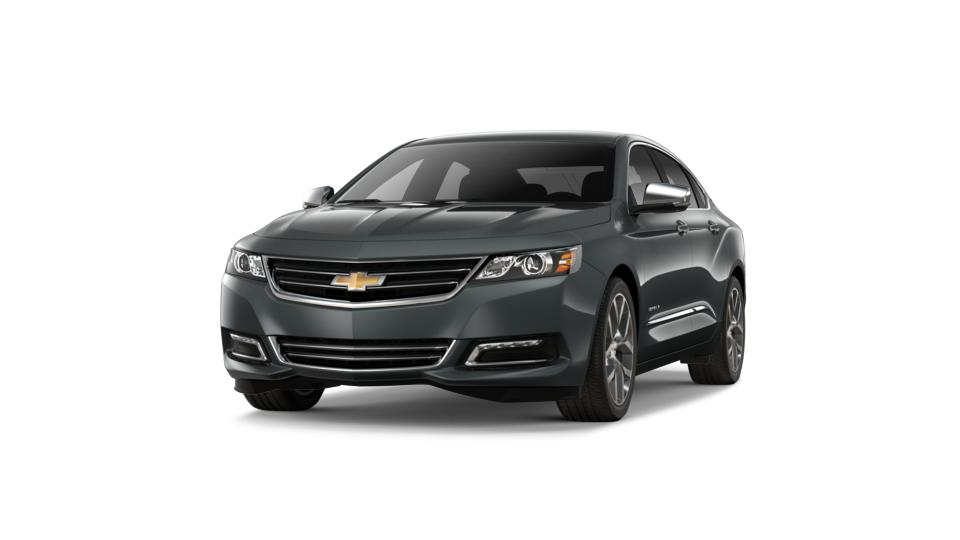 2018 Chevrolet Impala Vehicle Photo in San Leandro, CA 94577