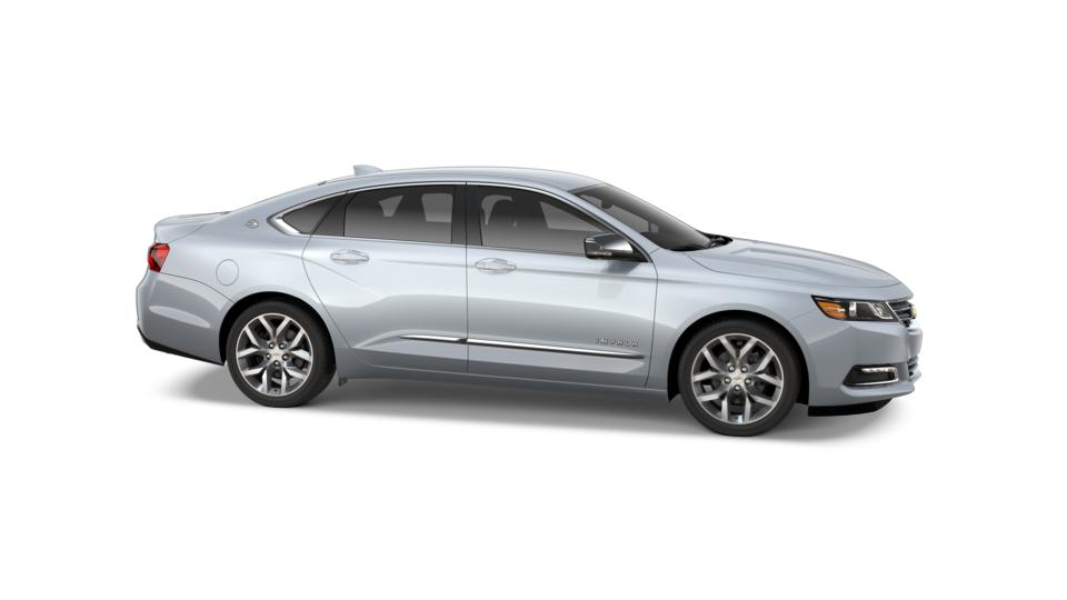Mccarthy Morse Chevrolet >> Certified 2018 Silver Ice Metallic Chevrolet Impala for ...