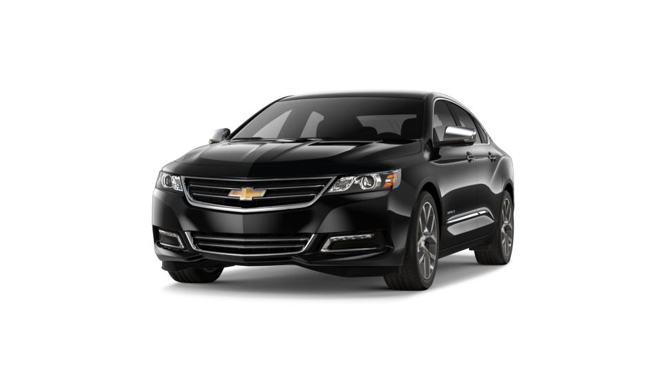 2018 Chevrolet Impala Vehicle Photo in Danbury, CT 06810