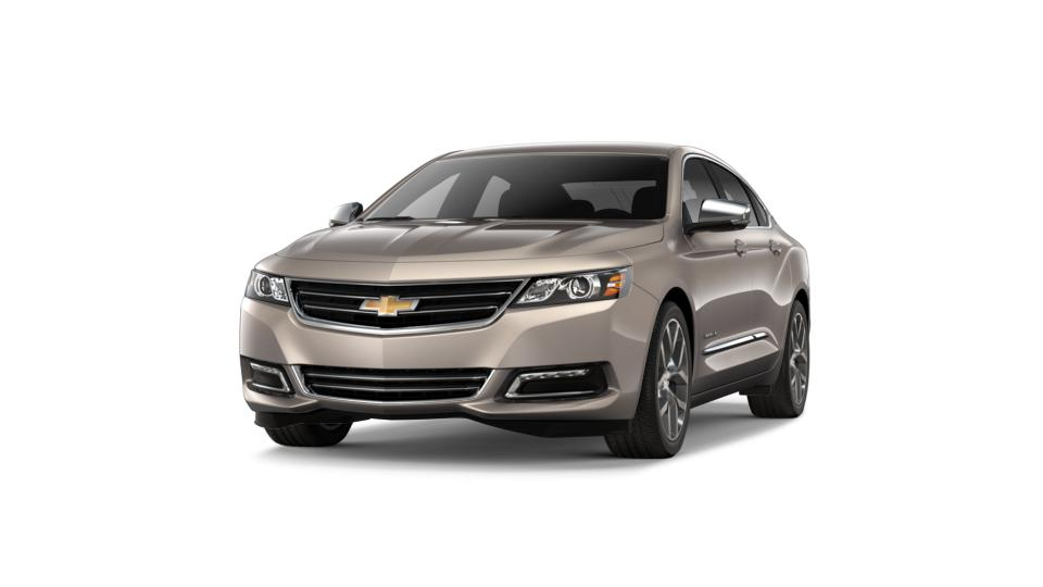 2018 Chevrolet Impala Vehicle Photo in Oakdale, CA 95361