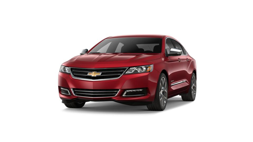 2018 Chevrolet Impala Vehicle Photo in Akron, OH 44320